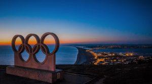 Olympic games symbol
